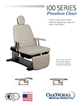 Oakworks 100 Series Procedure Chair Flyer