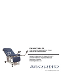 White Paper - The Value of Ergonomic Exam Tables In Sonography